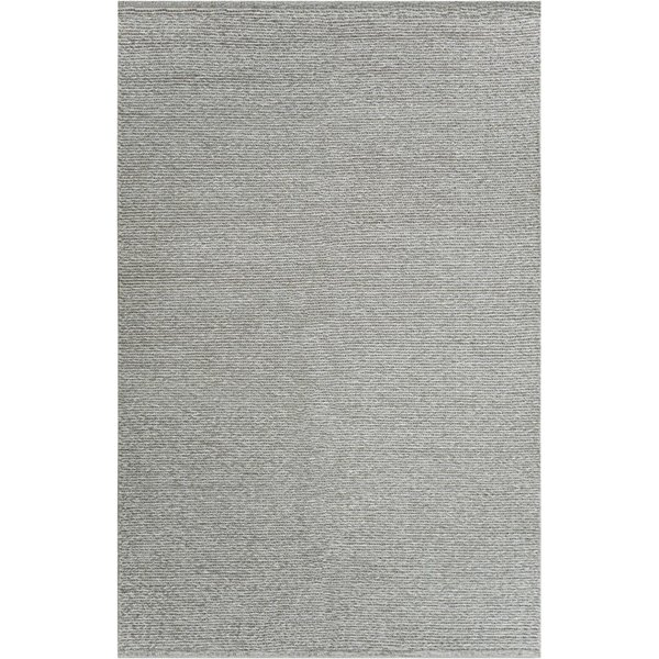 Stone Heather Solid Area Rug