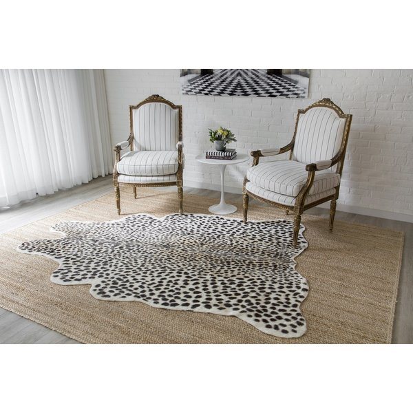 Cheetah Animals / Animal Skins Area Rug