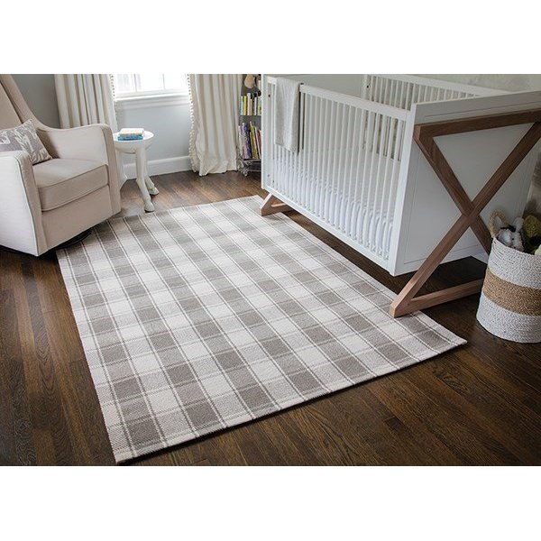 Grey (MLB-1) Country Area Rug