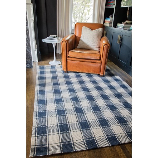 Navy (MLB-1) Country Area-Rugs