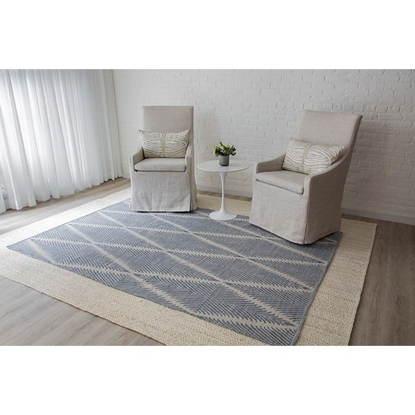 Denim (RIV-1) Contemporary / Modern Area Rug
