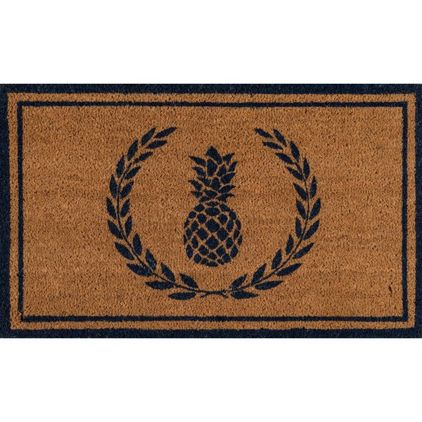 Navy (PAR-01) Novelty / Seasonal Area-Rugs