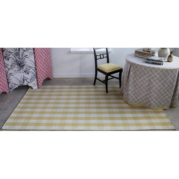Gold, Yellow, Ivory Country Area-Rugs