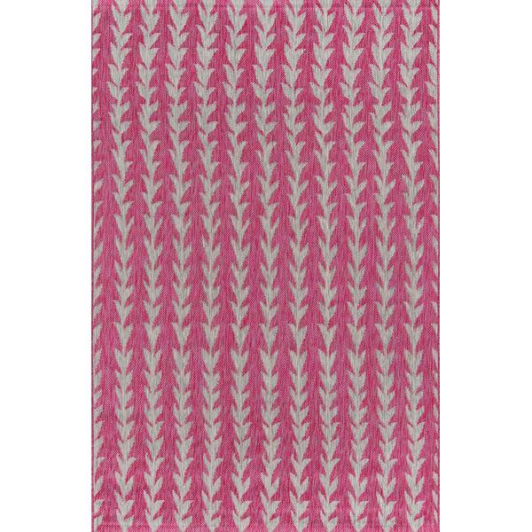 Fuchsia (VI-02) Contemporary / Modern Area-Rugs