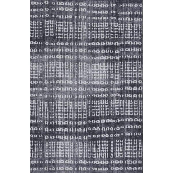 Charcoal (BOL-2) Contemporary / Modern Area Rug
