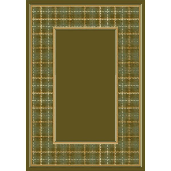 Tobacco II (5606) Country Area Rug