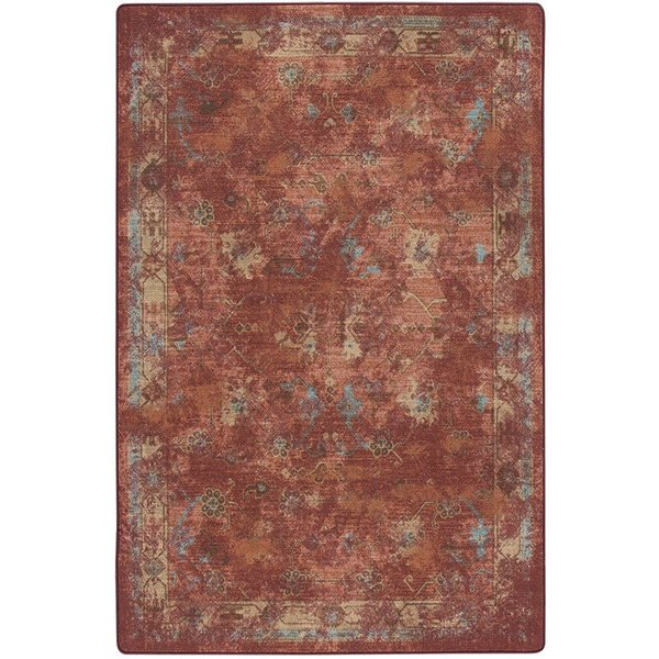 Adobe Vintage / Overdyed Area Rug
