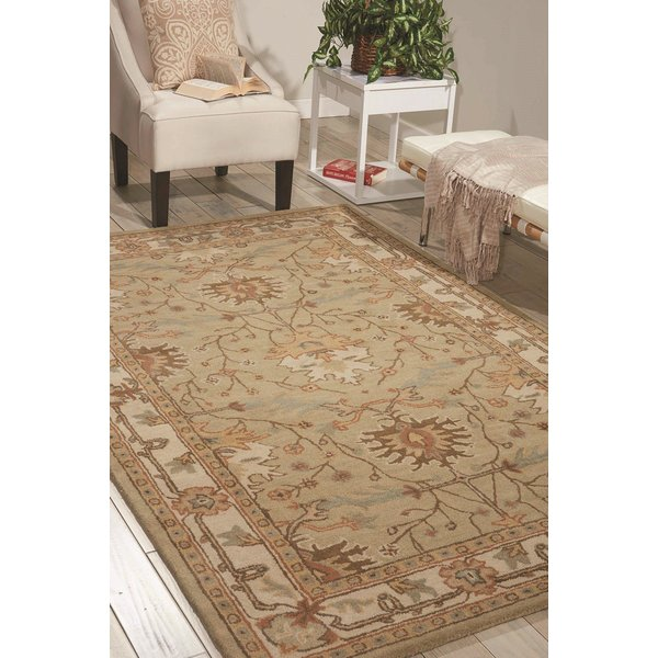 Sage Traditional / Oriental Area-Rugs