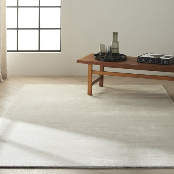 Beige (CK-18) Contemporary / Modern Area Rug