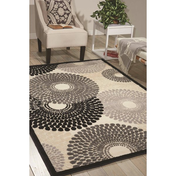 Parchment Contemporary / Modern Area-Rugs