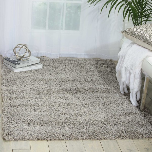 Light Grey Solid Area-Rugs