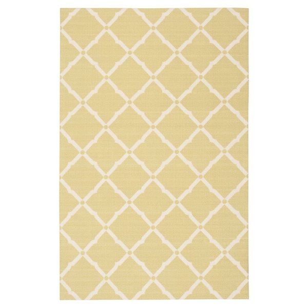 Light Green Contemporary / Modern Area Rug