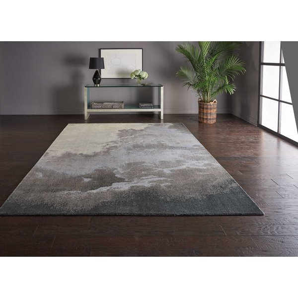 Storm Contemporary / Modern Area Rug