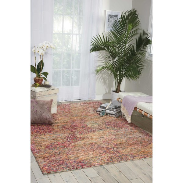 Tourmaline Abstract Area-Rugs