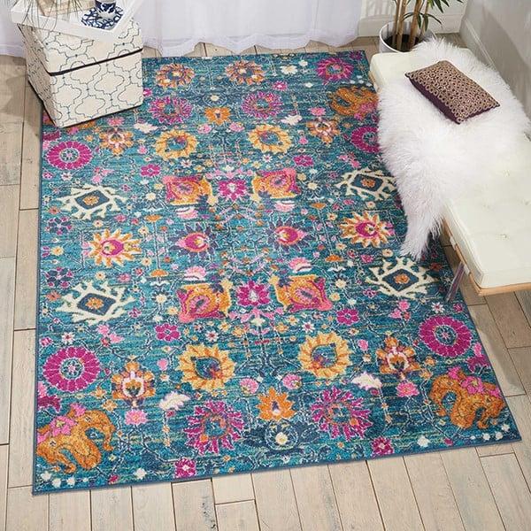 Denim Traditional / Oriental Area-Rugs