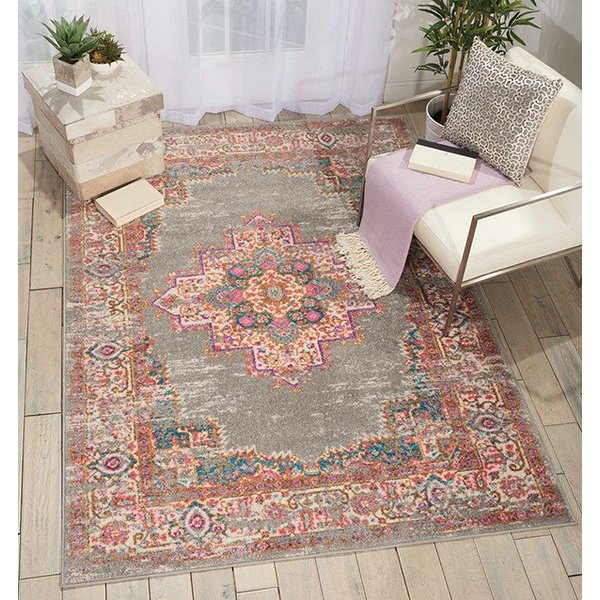 Grey Vintage / Overdyed Area-Rugs