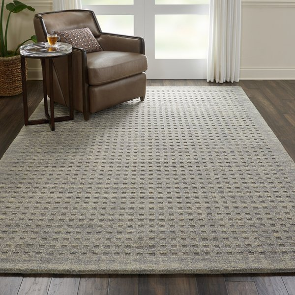 Charcoal Solid Area-Rugs