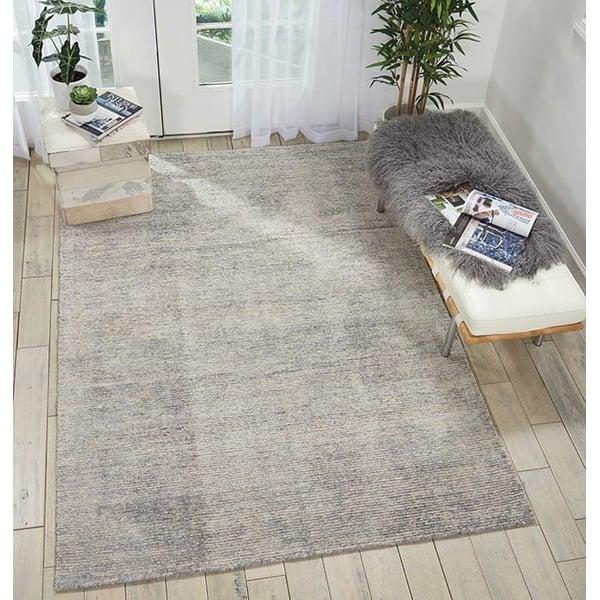 Silver Birch Contemporary / Modern Area Rug