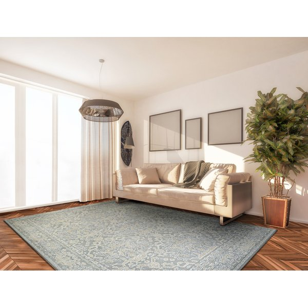 Pearl, Champagne (8973-0672) Traditional / Oriental Area Rug