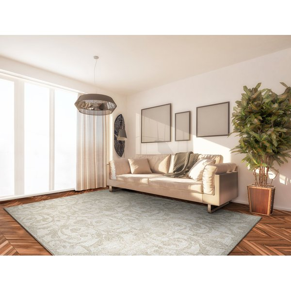 Champagne (8965-0130) Traditional / Oriental Area Rug