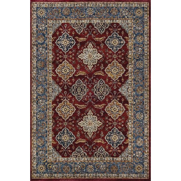 Slate (JE57-1454) Traditional / Oriental Area Rug