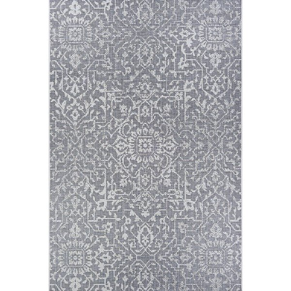 Grey, Ivory (2329-4716) Contemporary / Modern Area-Rugs
