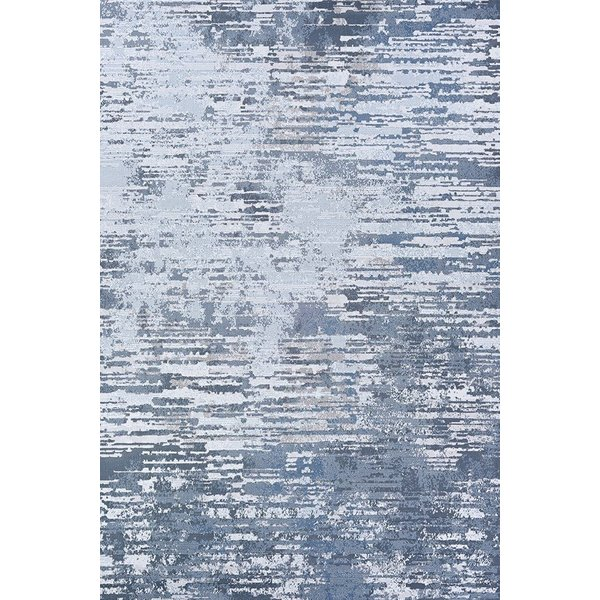 Grey, Opal (5145-0515) Contemporary / Modern Area Rug