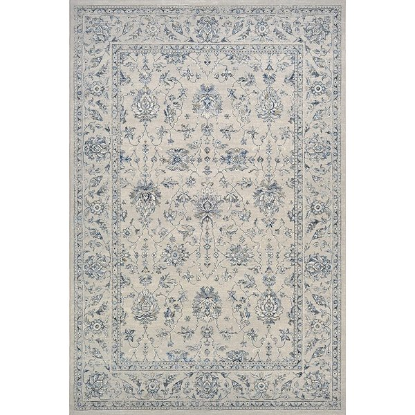 Grey (7142-9696) Traditional / Oriental Area Rug
