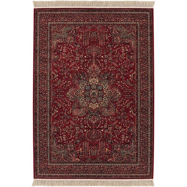 Antique Red (0612-3337) Traditional / Oriental Area Rug