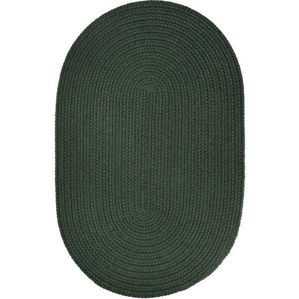 Spruce Green (T-018) Country Area-Rugs