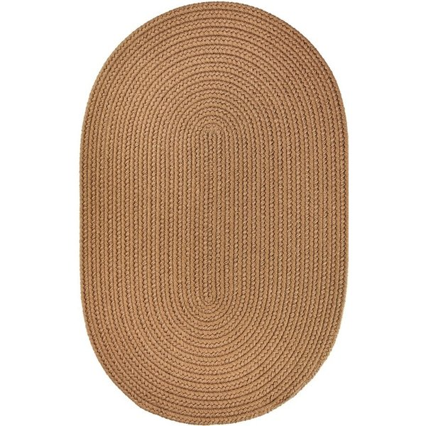 Light Brown (T-025) Country Area Rug