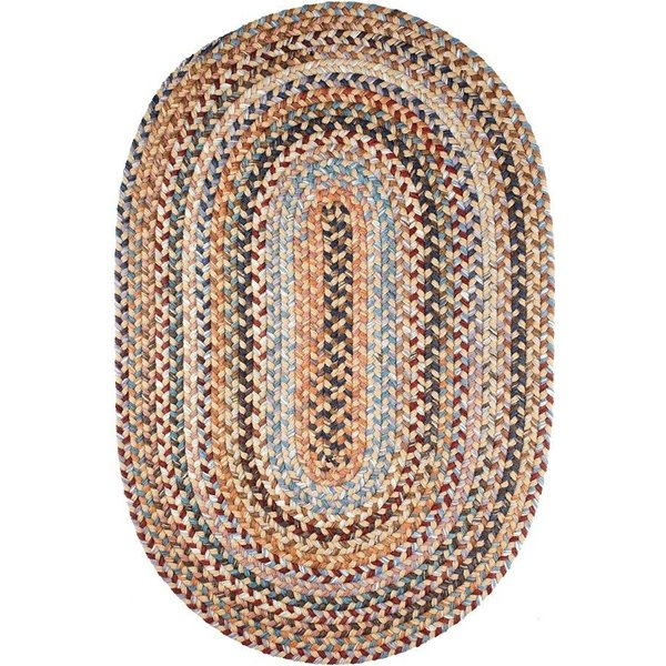 Wheat Field (AL-52) Country Area Rug