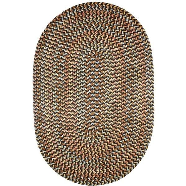 Brown Velvet (CU-37) Country Area-Rugs