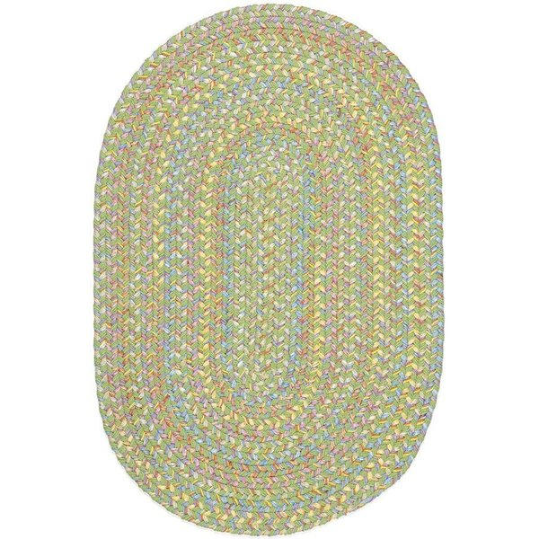 Lime (44) Country Area Rug