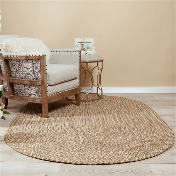 Camel (WC-56) Country Area Rug