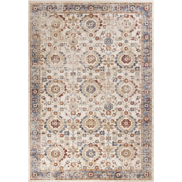 Ivory (9477) Traditional / Oriental Area Rug