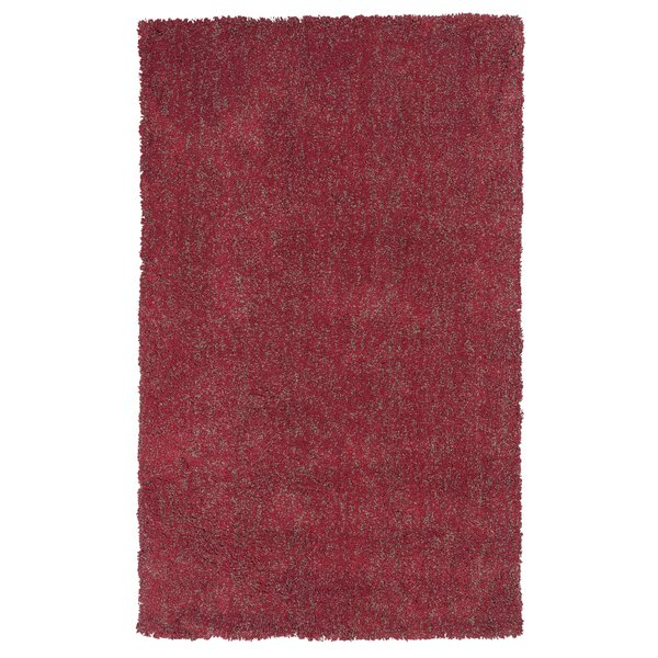 Red Heather (1584) Shag Area Rug