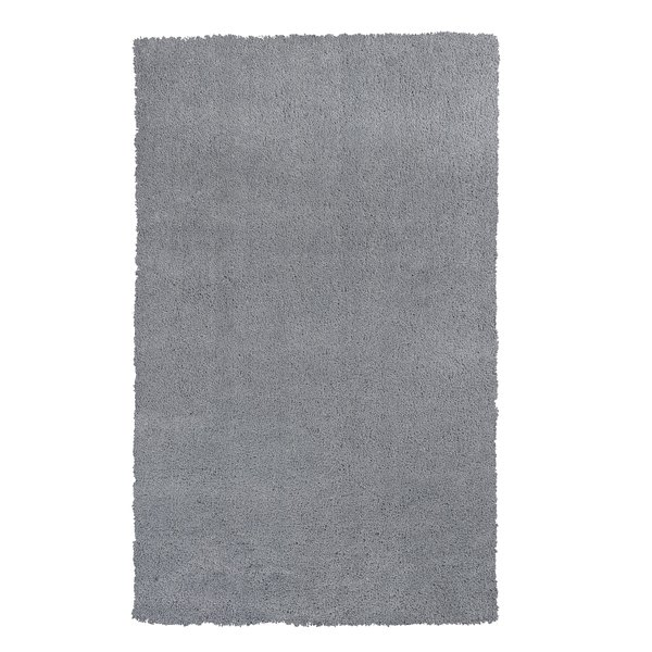 Grey (1557) Shag Area Rug