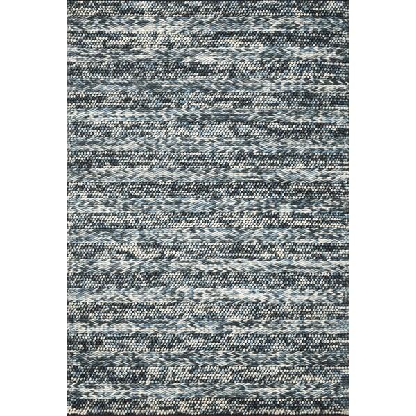Blue (6156) Contemporary / Modern Area Rug