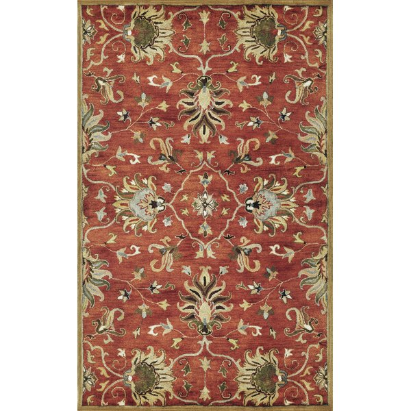 Sienna (6009) Traditional / Oriental Area-Rugs