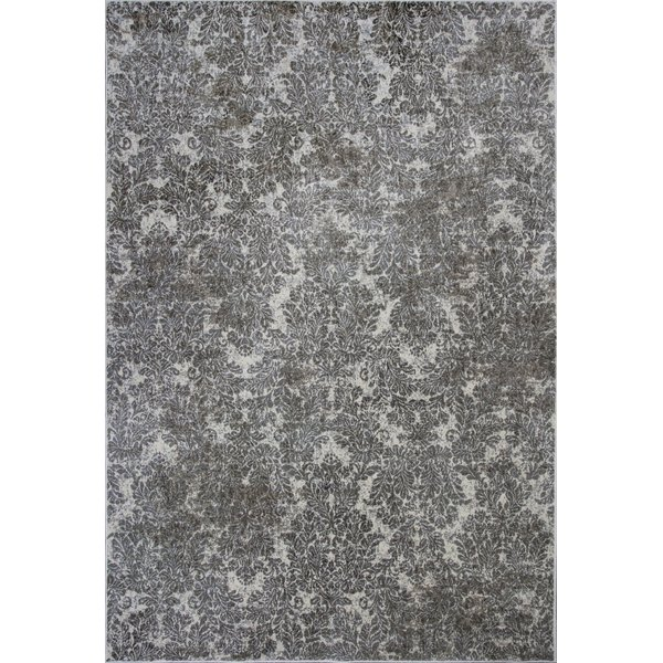Ivory, Sand (8610) Traditional / Oriental Area Rug