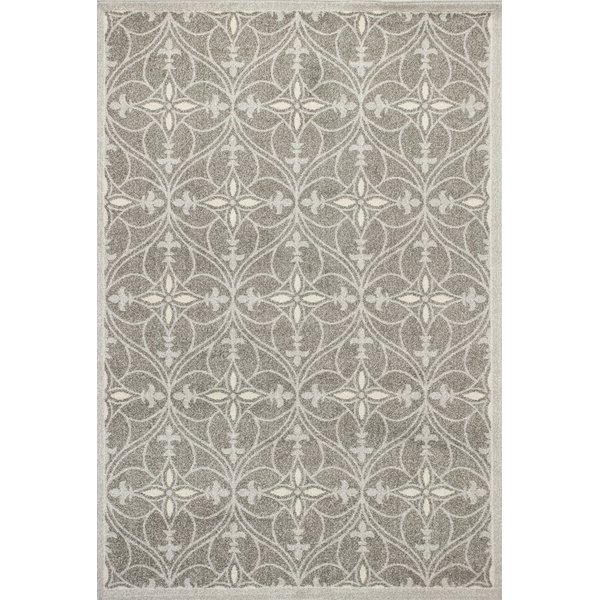 Grey (2754) Contemporary / Modern Area Rug