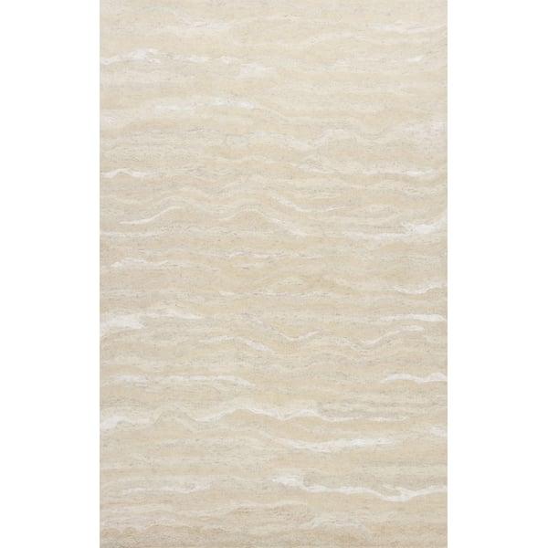 Ivory (1251) Contemporary / Modern Area Rug