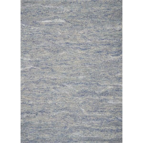 Ocean (1254) Contemporary / Modern Area Rug