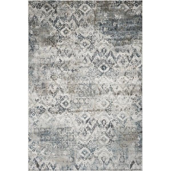 Teal (4759) Vintage / Overdyed Area Rug