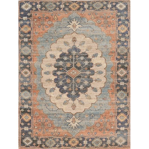 Blue (2224) Traditional / Oriental Area Rug