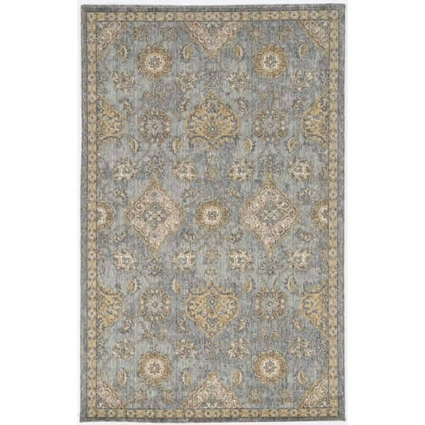 Sage, Green (6821) Traditional / Oriental Area Rug