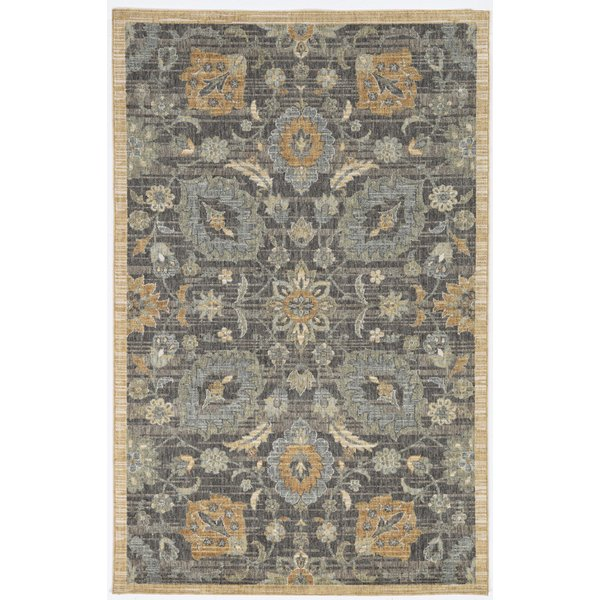 Taupe (6823) Traditional / Oriental Area Rug