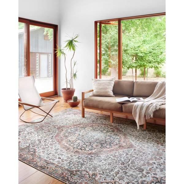 Red Traditional / Oriental Area-Rugs