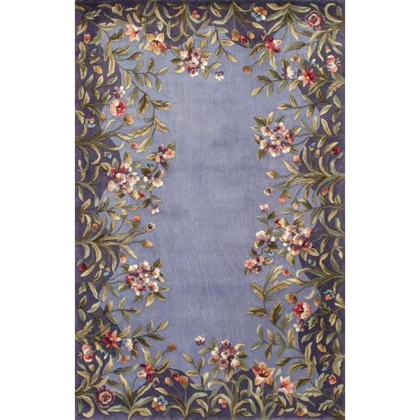 Lavender (9006) Floral / Botanical Area-Rugs